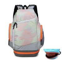 Men Travel Backpacks For Outdoor Gym Bag with Independent Shoes Pocket Basketball Men Sport Laptop Bag Rucksack Backpack
