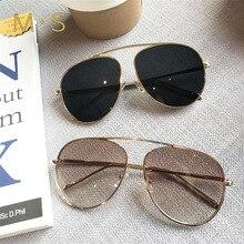 MS 2019 Female Sunglasses Brand Designer Pilot Sun Glasses Fashion Women Luxury Decoration Classic Eyewear UV400