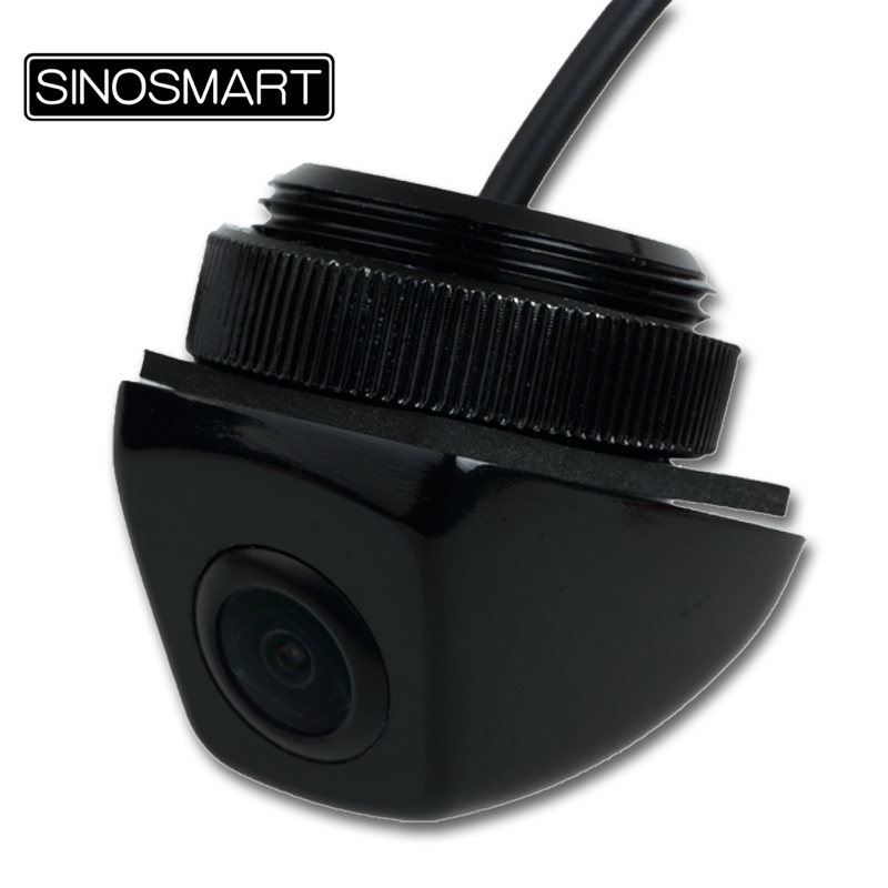 SINOSMART Backup-Camera Car-Parking-Reverse HD For BMW X5 Install-In-Factory Original