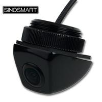 SINOSMART HD Car Parking Reverse Backup Camera for BMW X5 Install in Factory Original Camera Hole Universal Model 28mm