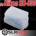 Flash Rebote Difusor para NIKON SB-800 600 SB800 SB600