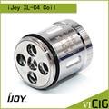 100% Оригинал IJOY XL-C4 Light-up Чип Катушки 0.15ohm IJOY Безграничные XL Tank Запасные Головки 3 шт./лот