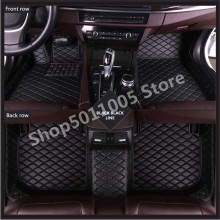 Bentley-Bentayga Flying Spur-Mulsanne- 2006-2019 Car Floor Mats  Matscar Custom Waterproof Mat