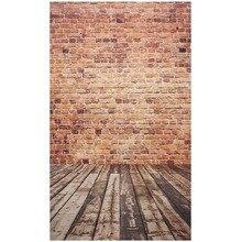 3x5FT кирпичная стена фото фон фото деревянный пол Задний план studio Фото Фоны для фотографии стороны бары