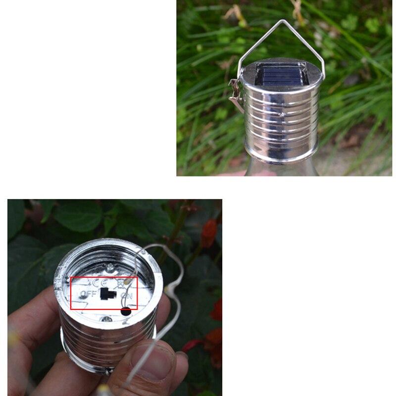 Lâmpadas Solares potenco lâmpada solar conduziu a Led Solar : Luminaria Solar
