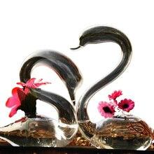 OnnPnnQ стеклянная напольная ваза для украшения интерьера стеклянная Террариум ваза для свадебного украшения цветочные вазы Декорации для дома