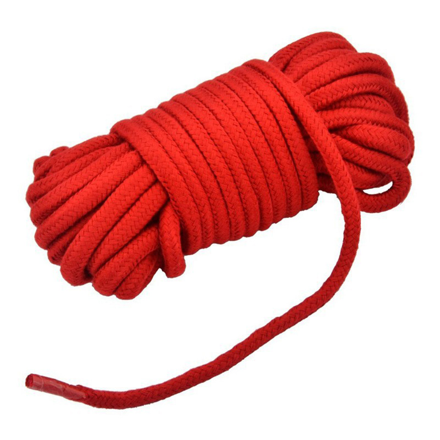 Share your hemp rope red bdsm