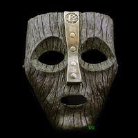 Jim Carrey Venetian Mardi Gras Mask Cameron Diaz Loki Resin Masks The God of Mischief Masquerade Replica Cosplay Costume Props
