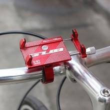 купить Bicycle Phone Holder For iPhone Samsung Universal Mobile Cell Phone Holder Bike Handlebar Clip Stand GPS Mount Bracket дешево