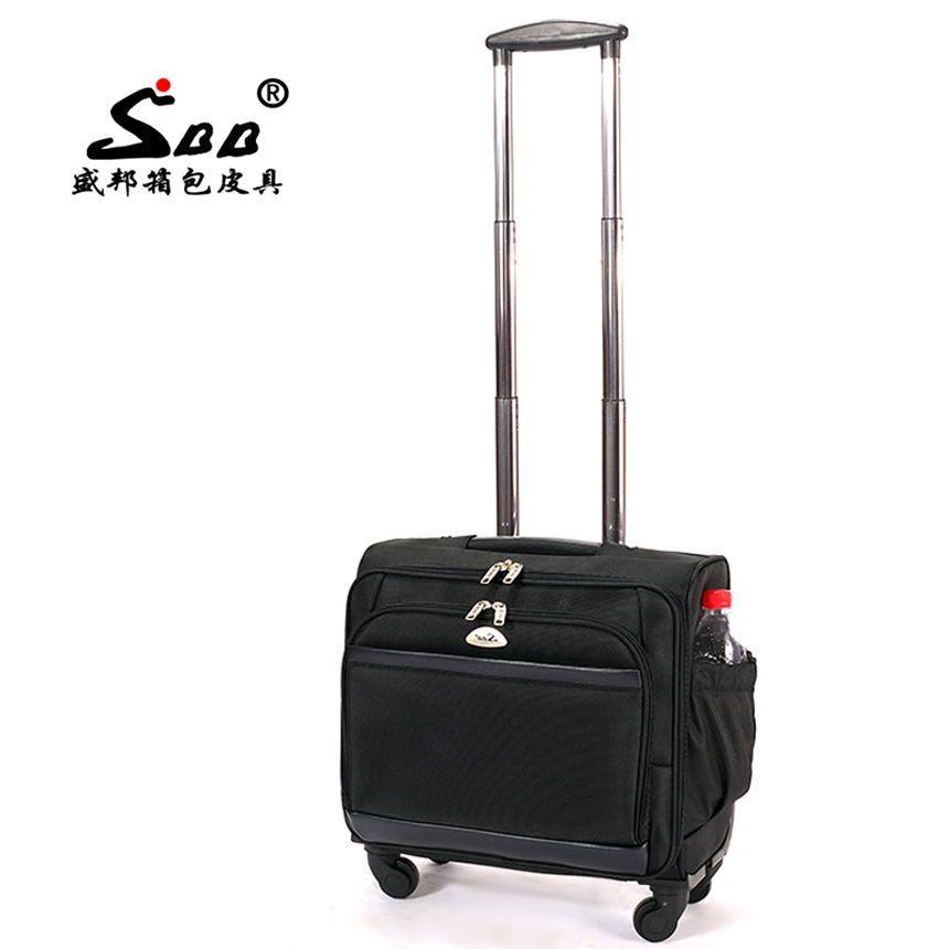 Aliexpress.com : Buy Universal wheel small pull rod box business ...