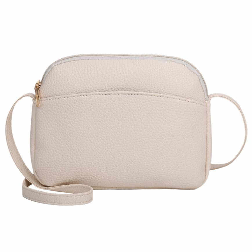 d3a2a7a870e62c Vintage Women Small Shoulder Bags luxury handbags women bags designer  Litchi Pattern Leather Crossbody Bag Ladies