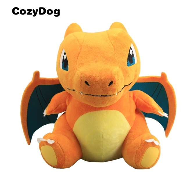 Haute qualité poupées Charizard peluche peluche Charizard Rare Figure animaux en peluche enfant cadeau 6 Style disponible Dragon Animal jouet