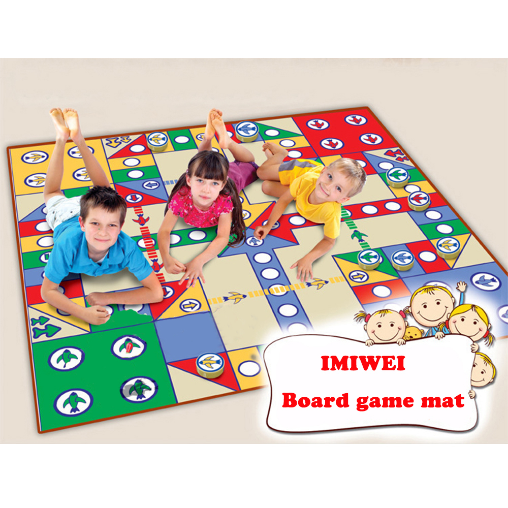Playmat Baby Play Mats Interactive Game Mat For Kids Toys Baby Toys For Children Developing Rug Kids Educational Flying Che Foam