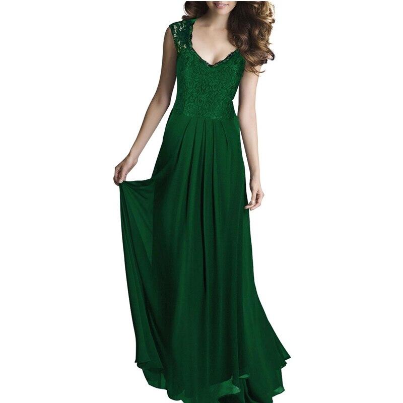 jirofa 2017 winter long dress elegant green casual women
