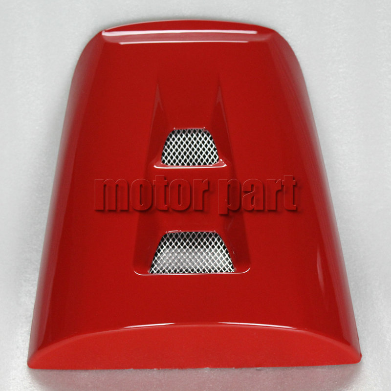 For 2004 2005 2006 2007 Honda CBR1000RR CBR 1000RR 1000 RR Motorcycle Pillion Rear Seat Cover Cowl Red 04 05 06 07 for honda cbr500r 2013 2014 motorbike seat cover cbr 500 r brand new motorcycle orange fairing rear sear cowl cover