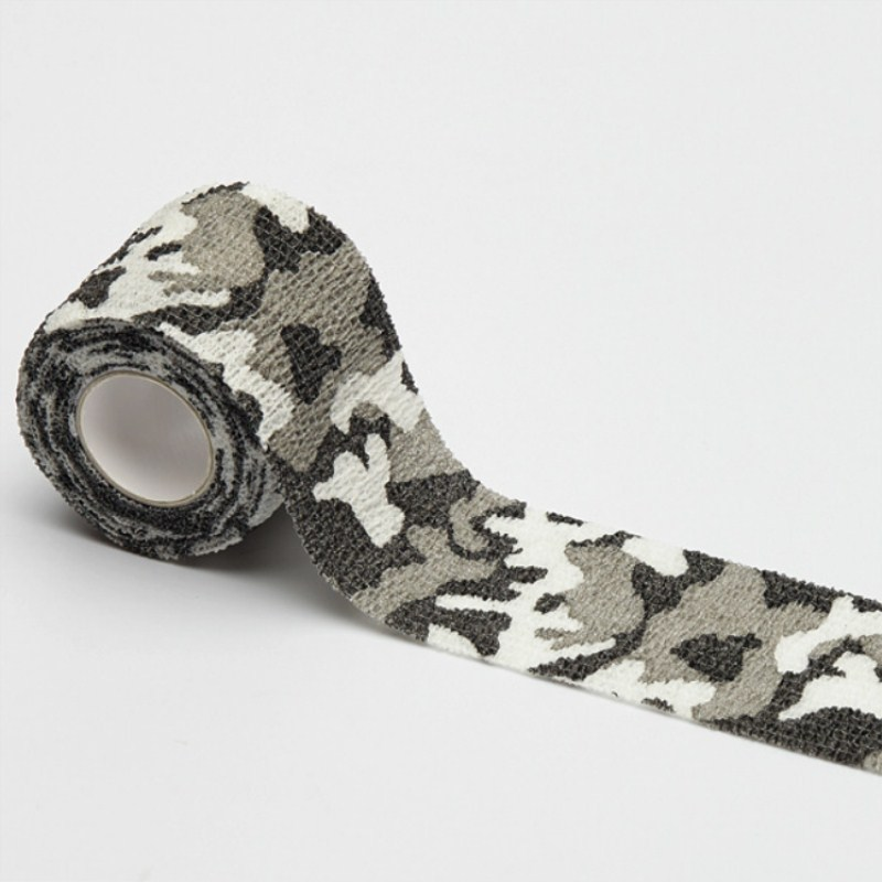 5cmx4.5m Army Camo Outdoor Hunting Shooting Blind Wrap Camouflage Stealth Tape Waterproof Wrap Durable HOT