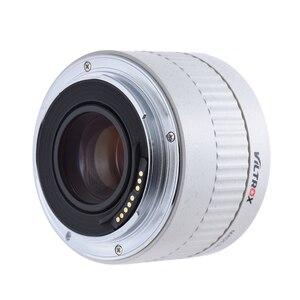 Image 4 - VILTROX C AF 2XII AF Messa A Fuoco Automatica Lente Moltiplicatore Extender Ingrandimento Lenti Della Fotocamera per Canon EF Mount Lens DSLR Camera