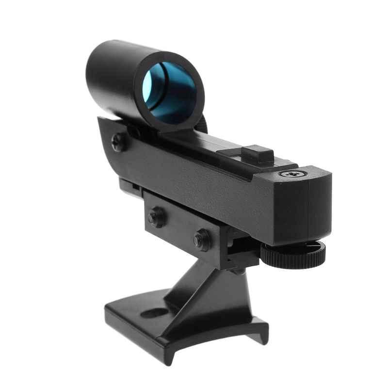 Laipi Precise Targeted Viewfinder Red Dot Finder Scope Astronomy Finderscope for 80EQ 80DX 90DX SLT Telescope Binocular Monocular Drop Shipping