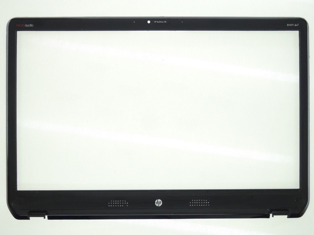 New Original For HP Envy DV7 DV7-7000 LCD Front Bezel Cover 698775-001 681971-001 B Shell