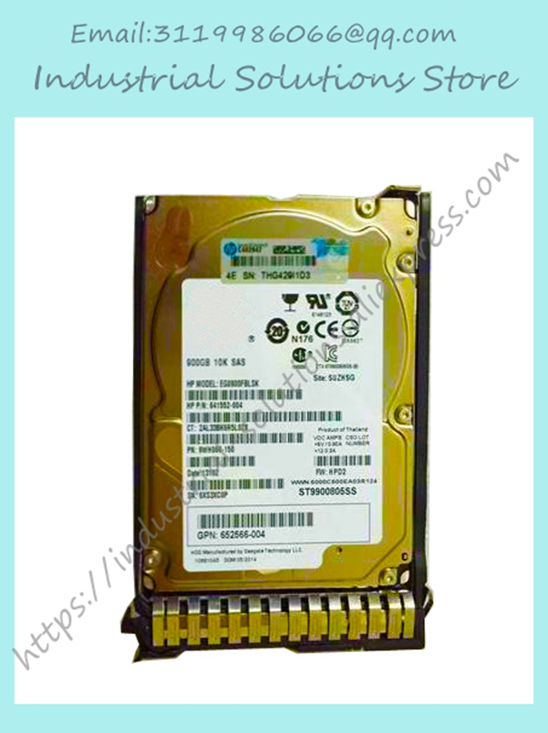 2.5 inch Server hard disk drive 652589-B21 653971-001 900GB 10K 6GB SAS SC HDD Brand new 3 years warranty sas hdd 417950 b21 432147 001 300gb 15k 3 5 inch new hard disk drive three years warranty