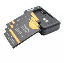 Ciszean 3x3200 mAh BL-44E1F/BL 44E1F batterie de remplacement + chargeur mural universel pour LG V20 H910 H918 VS995 LS997 H990 F800