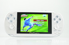 Upgraded 64Bit Dual Controllers TV out, MP3, MP4,PAP Gameta II Plus Video Game Console with 300+ Games, 4.1″ 16:9 TFT screen, ,.