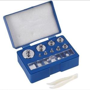 Jewelry Scale 17Pcs 10mg-100g
