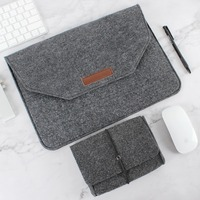 Soft Sleeve Laptop Tas Voor Macbook Xiaomi Hp Lenovo Dell Air Pro Retina 11 12 13 15 16 2019 A2141 laptop Case 13.3 Inch