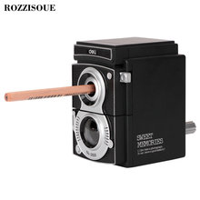 цена New Stationery Pencil Sharpener Office & School Supplies Mechanical Pencil Sharpener Office Accessories Manual Pencil Sharpener