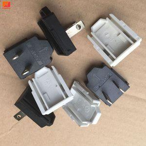 Image 5 - 2 Stks/partij APD US PLUG Switch connector adapter voor APD voeding US EU Plug beschikbaar