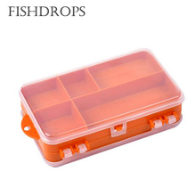 Waterproof Carp Fishing Box Accessories Eco-Friendly Fishing Tackle Lure Bait Tackle Storage Box Case Container Free Shipping