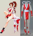 THE KING OF FIGHTERS cosplay MAI SHIRANUI cosplay costume halloween