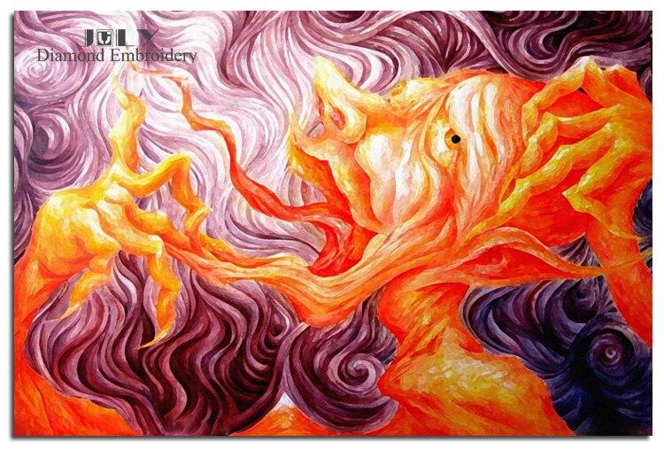 Вышивка абстрактные рисунки