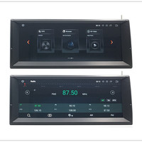 ZOYOSKII Android 9,0 10,25 дюймовый автомобильный Радио gps навигация по Bluetooth плеер для BMW 5 серии E39 E53 X5