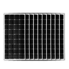 High Efficiency Monocrystalline Panel 12v 100w 10 Pcs Photovoltaic Panels 220v 1000W Car Battery Charger Solar Home System LED