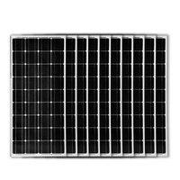 High Efficiency Monocrystalline Panel 12v 100w 10 Pcs Photovoltaic Panels 220v 1000W Car Battery Charger Solar Home System LED