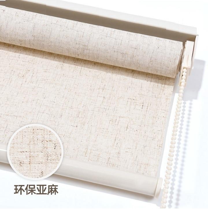 Compra cortinas de enrollar ventanas online al por mayor de China ...