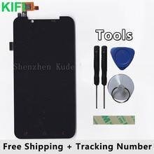Дешевые KIFI QC 100% PASS Сенсорный экран планшета + ЖК-дисплей Дисплей для Star S5 бабочка PULID F17 +