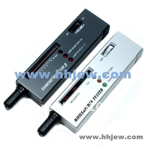 FREE SHIPPING Hot Sell 2PCS Diamond Selector II +Diamond Tester , Jewelry Tools Wholesale & Retail деревянный щит три богатыря красный