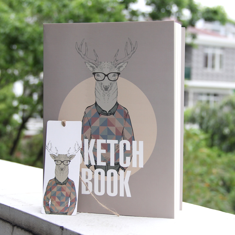2017 Brand New Fashion Hardcover B5 Sketchbook Blank Notebook Journal Diary Books School Drawing Books Gifts 128 sheets сандалии pablosky pablosky pa048agadbi3