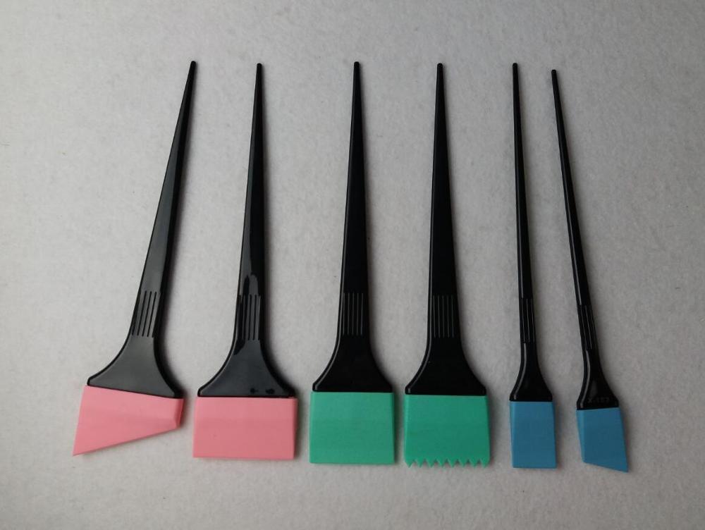 Силиконовая краска для волос