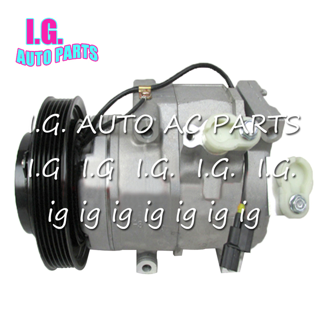 10SR17C AC COMPRESSOR For Car Honda Odyssey Pilot Acura Ridgeline 3.5L 3.7L 2007-2014  158334 38810-RGL-A02 38810-RN0-A01