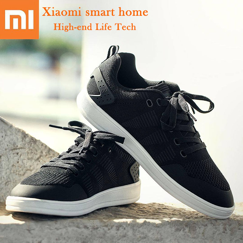 Xiaomi Mijia 90 marks Sneakers One piece fabric Soft and comfortable TPU Surround Light and wearable
