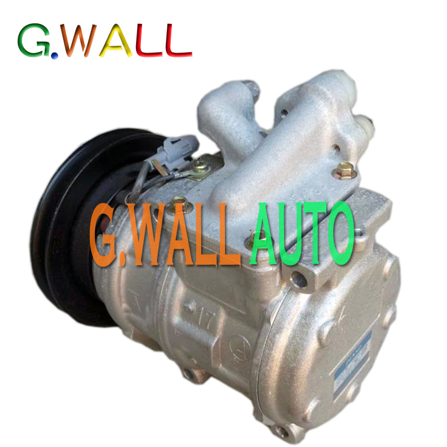 10PA17C A C AIR CONDITIONING COMPRESSOR PUMP FOR TOYOTA PRADO 95 SER 96 02 in Air conditioning Installation from Automobiles Motorcycles
