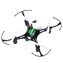 Top Vente Mini drone avec 360 Degrés Retournement Sans Tête Mode 6 axe Gyro 2.4 GHz 4CH rc quadcopter RTF télécommande dron jouets