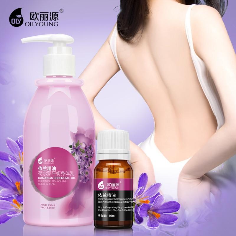 Skin Lightening Cream Cananga Hormone Underarm Whitening Body Cream Cracked Heels Body Care Butter Pigmentation Removal Lotion