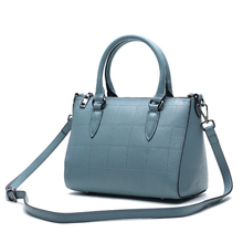 Newest Style Women Handbags and 2016 Hot Sale Fashion Design Women Real Genuine Leather  Handbags Ladies Shoulder Bags Tote Bag