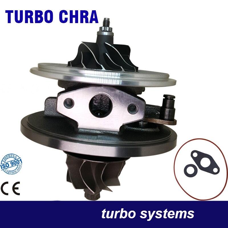 Turbo cartridge chra GT1749V 764609-5001S 764609-0001 c0375L4 for Citroen C8 Jumpy Peugeot 807 Expert 2.0 HDI 88kw DW10UTED4 auto turbo parts gt1549p turbo chra 707240 726683 706006 garrett turbocharger cartridge for citroen c5 c8 evasion 2 2 hdi