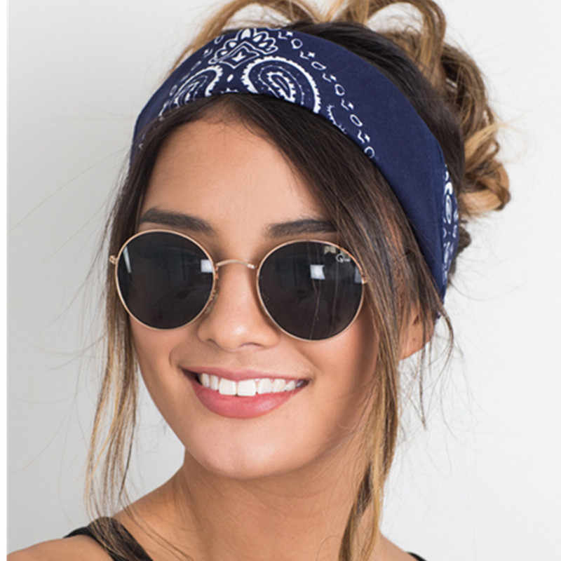 Multic Color Sweet Headbands 2018 New Women Fashion Hair Accessories Rock  Cool Girls Streetwear Hair Bands d4694c4ed24