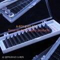 0.18 1 pc/lot excelente calidad A-RIX EXTENSIÓN de pestañas minky seda extensiones 1 unid pestañas individuales J/B/C/D rizo